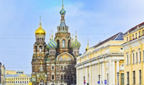 Tour Guidato - Mosca e San Pietroburgo