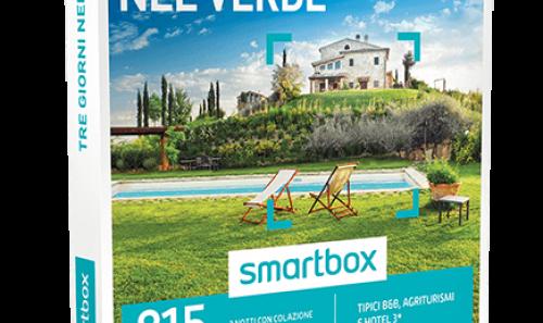 Smartbox for Smartbox fuga di tre giorni due cene