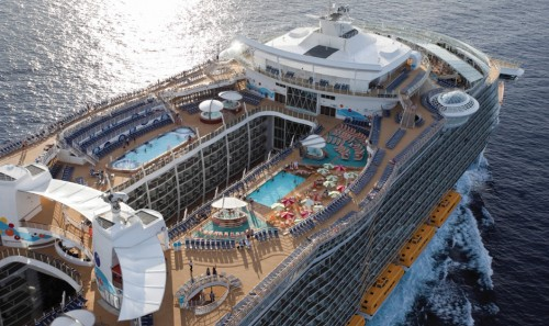 HARMONY OF THE SEAS Mediterraneo Occidentale