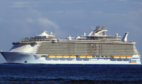 ALLURE OF THE SEAS Caraibi Occidentali